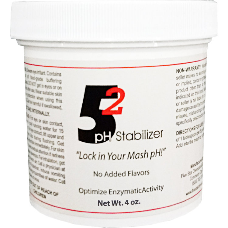 PH-Стабилизатор 5.2 pH Stabilizer (Five Star), 113 г