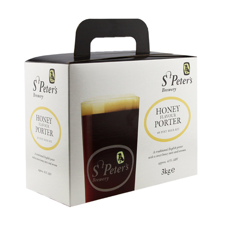St. Peters Honey Porter 3 кг