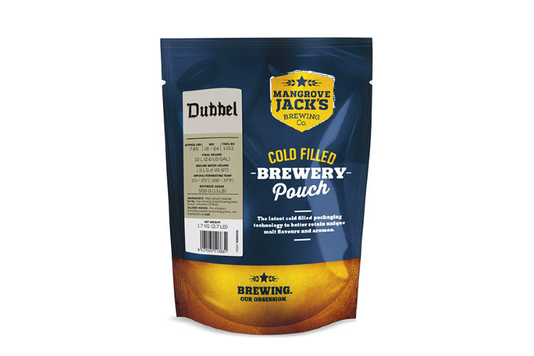 Mangrove Jack's Traditional Series Dubbel (1,7 кг)