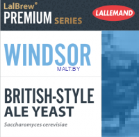 Пивные дрожжи Lallemand, WINDSOR BRITISH-STYLE BEER, 11г