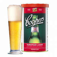 COOPERS European Lager, 1,7 кг