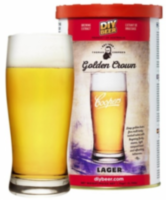 COOPERS Golden Crown Lager, 1.7 кг