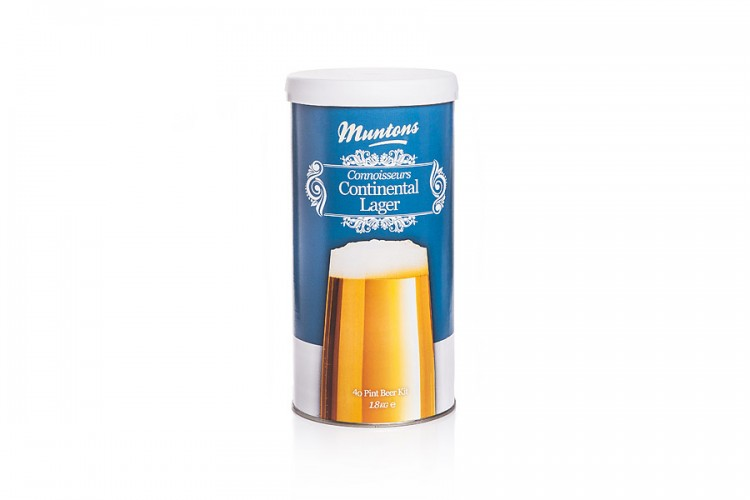 Muntons Continental Lager (1,8 кг)